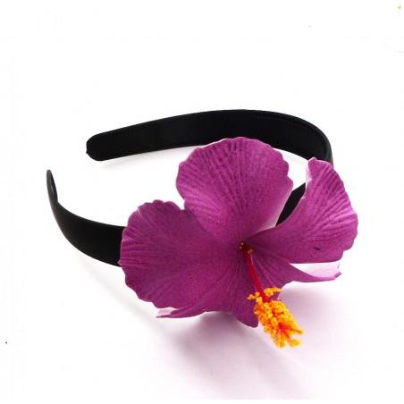 Barrette à cheveux Hibiscus