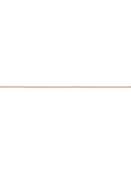 Chaine or 1.4 mm pour pendentif