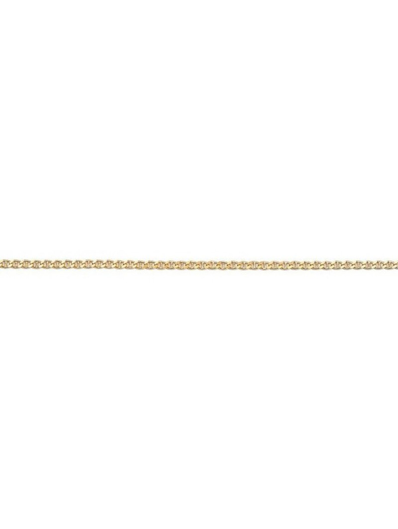 Chaine or 2.4 mm pour pendentif