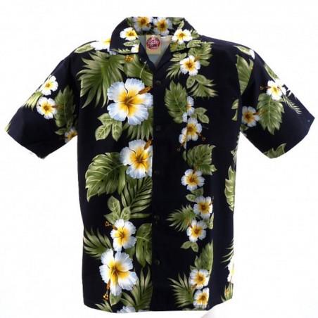 Chemise hawaïenne Morea