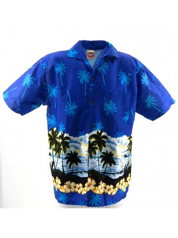 Chemise hawaïenne Palm Beach