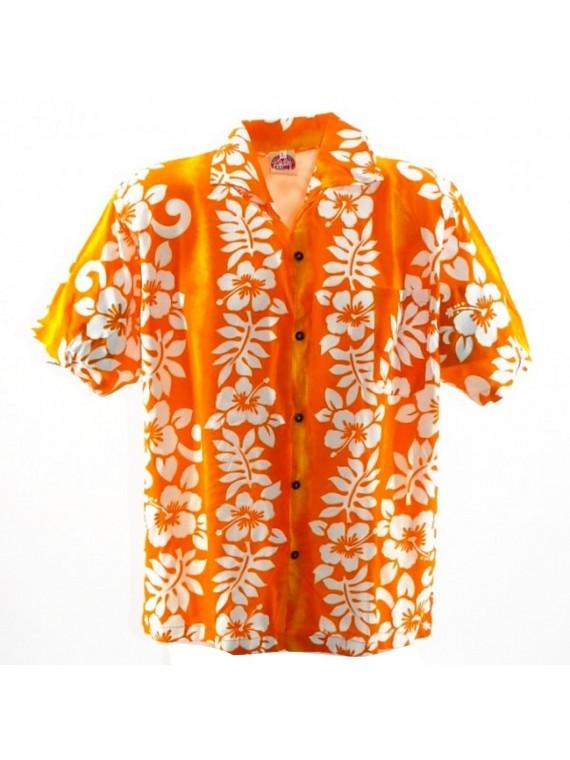 Chemise Hawaïenne Line