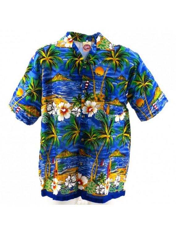 Chemise Hawaïenne Uluwatu