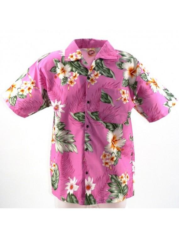 Chemise hawaïenne bora bora