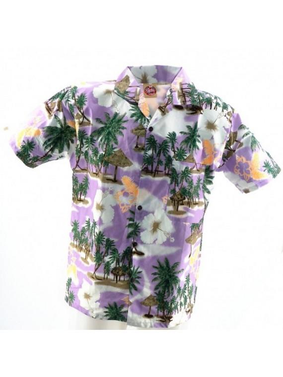 Chemise hawaïenne fenua