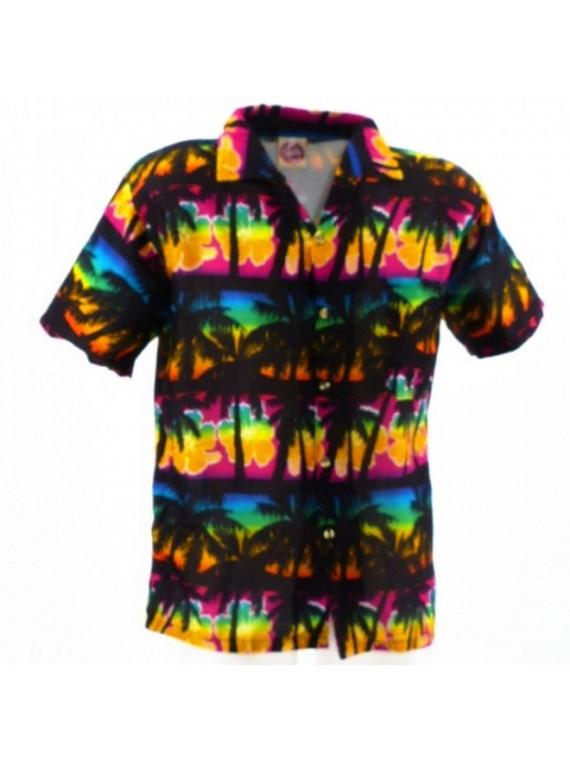 Chemise Hawaïenne Malibu
