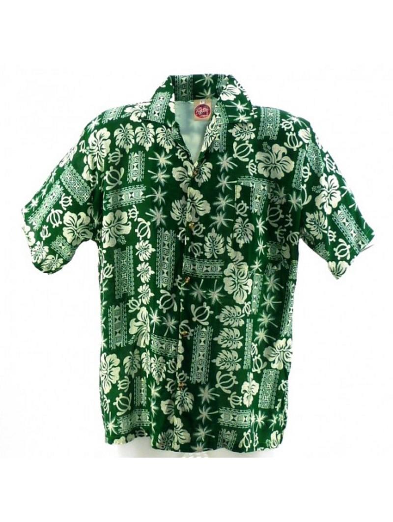 Chemise Hawaïenne Saïgon