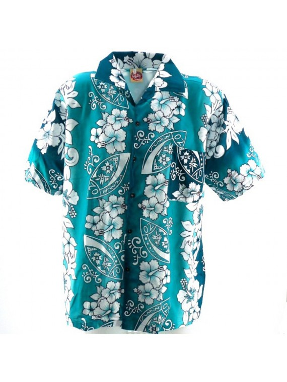 Chemise hawaïenne Ruapehu
