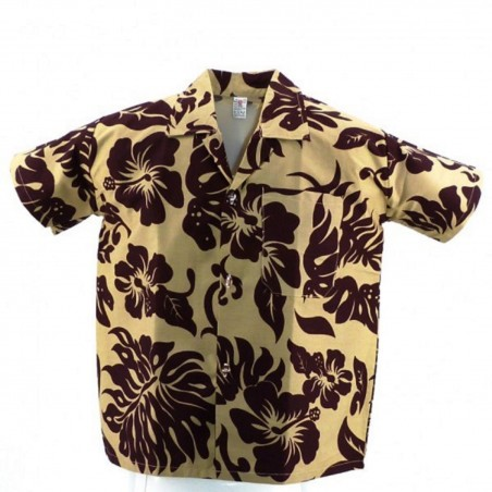 Chemise Hawaïenne Jungle Ado