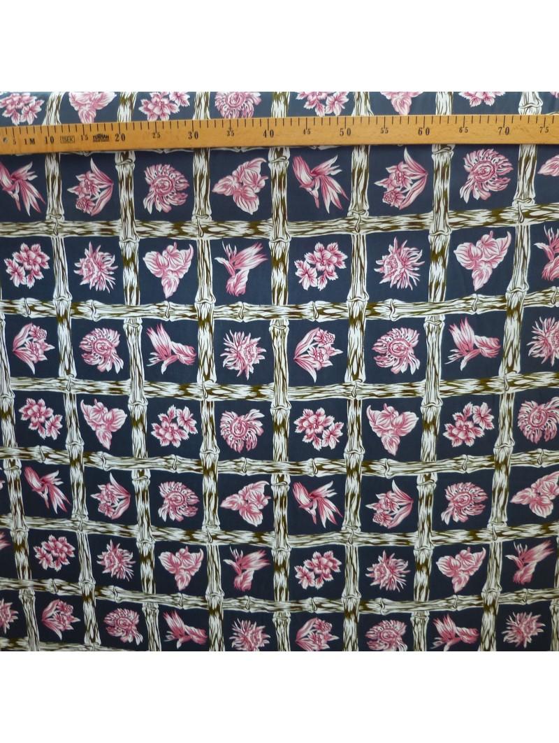 Tissu gris Bambuseae