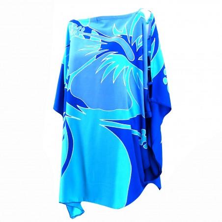Tunique bleu Hinanoa
