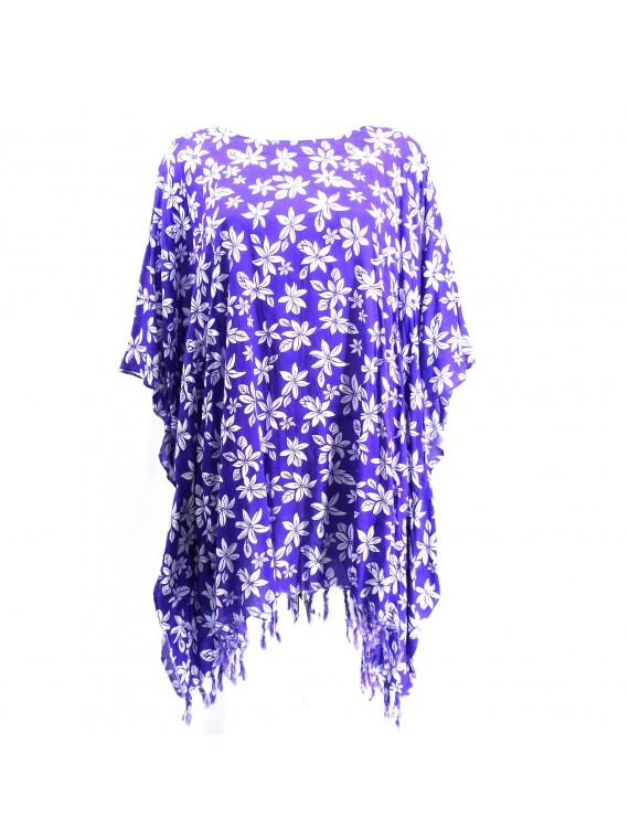 Tunique violette Femme petite tiaré