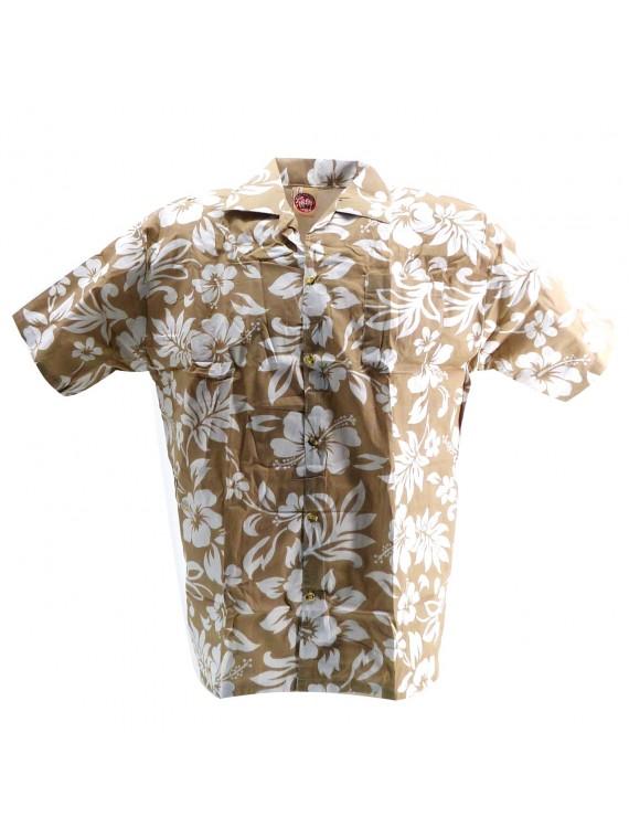 Chemise beige Tahiti best seller