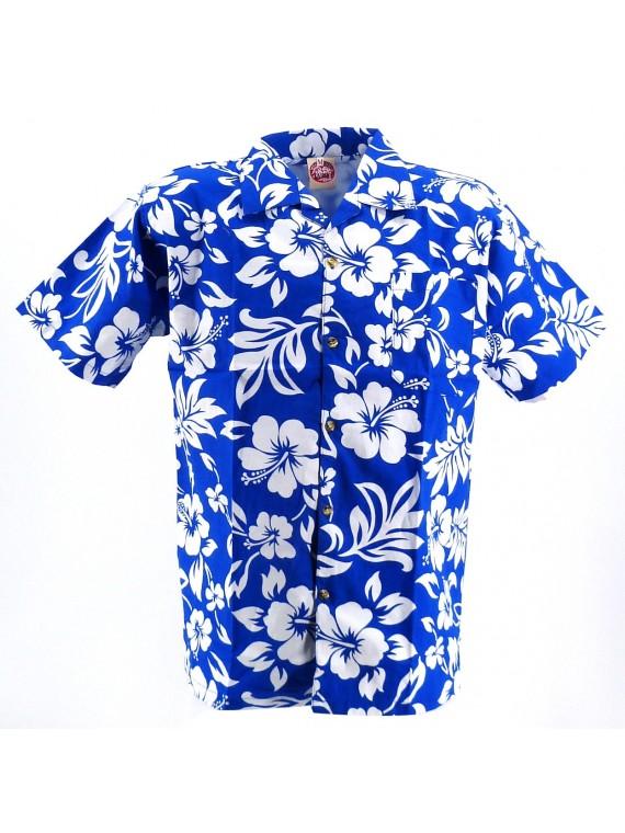 Chemise Bleu Tahiti best seller