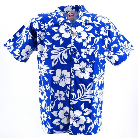 Chemise enfant Bleu Tahiti best seller