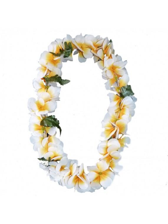 Colliers de fleurs premium par 10