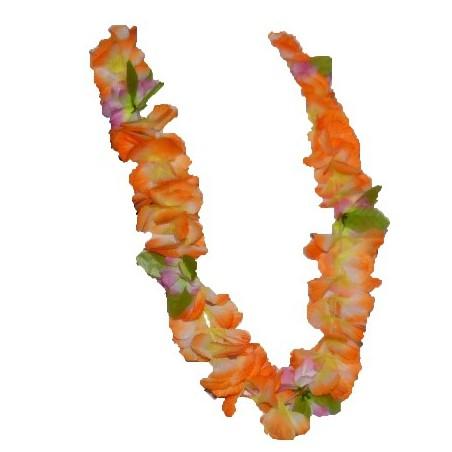 Colliers de fleurs luxe avec petites feuilles