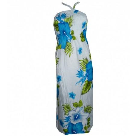 Robe femme mahina turquoise