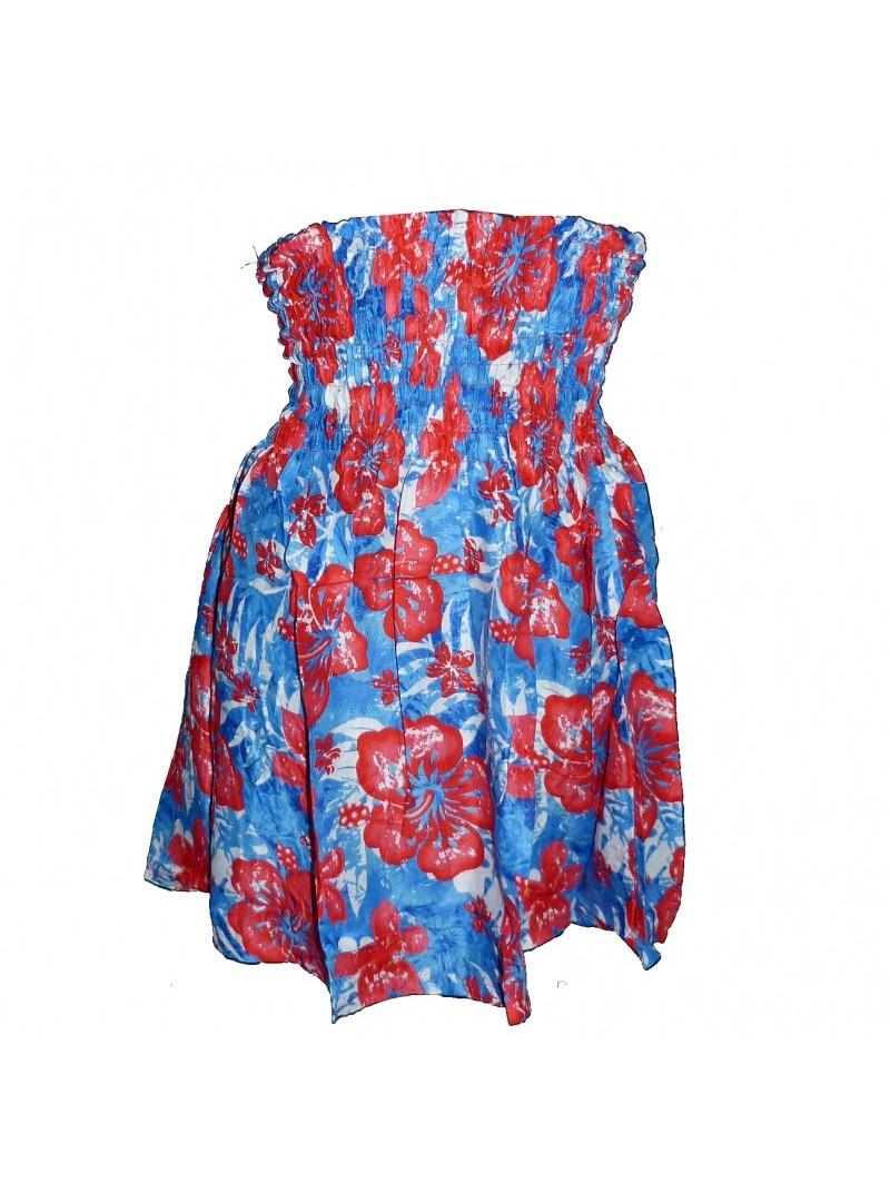 robe jungle multicolor enfant