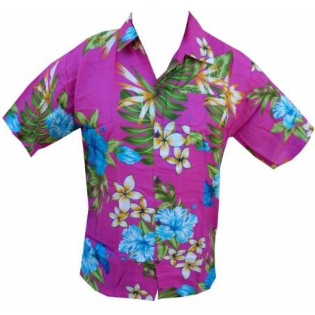 Chemise hawaïenne vintage enfant