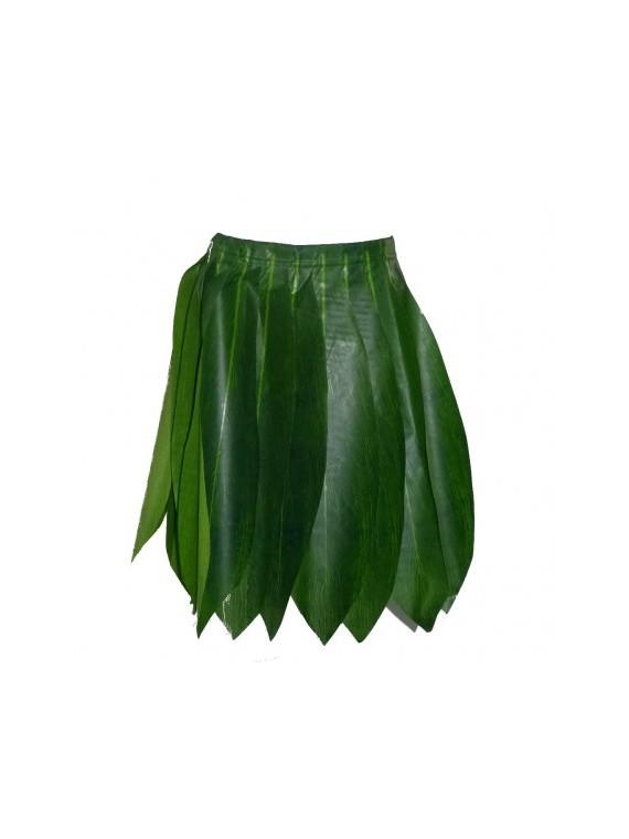 Jupe de feuilles