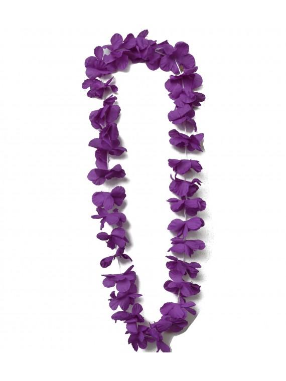 Par 100, Collier de fleurs Hawaïen Honolulu