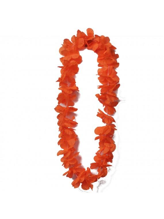 Par 100, Collier hawaïen de fleurs Honolulu