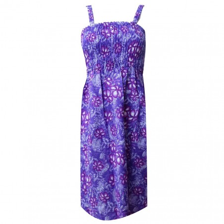 robe fille multifrangipane