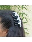 Peigne à cheveux petite tiaré