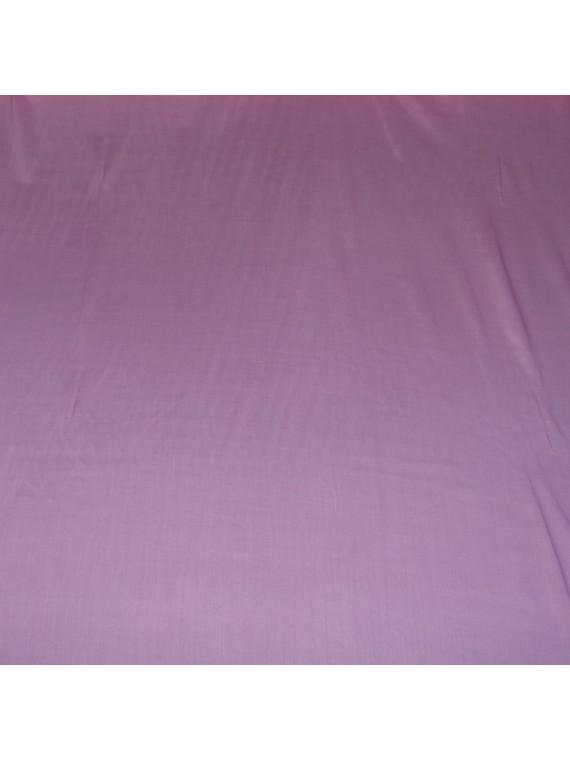 Tissu uni rose fibrane