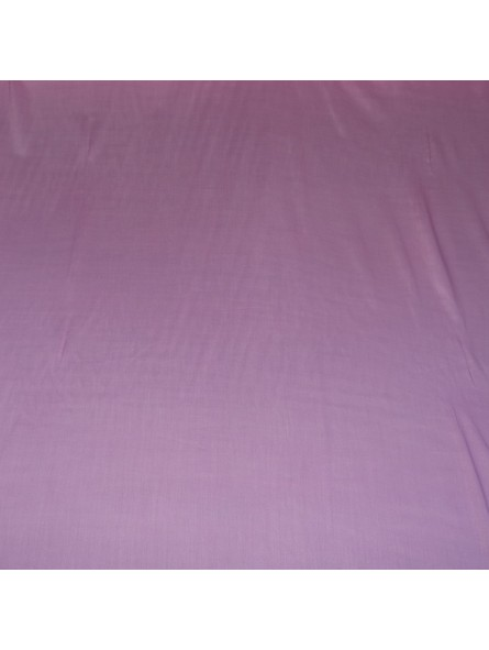 Tissu uni rose fibranne
