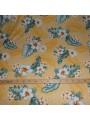 Tissu coton Bora Bora