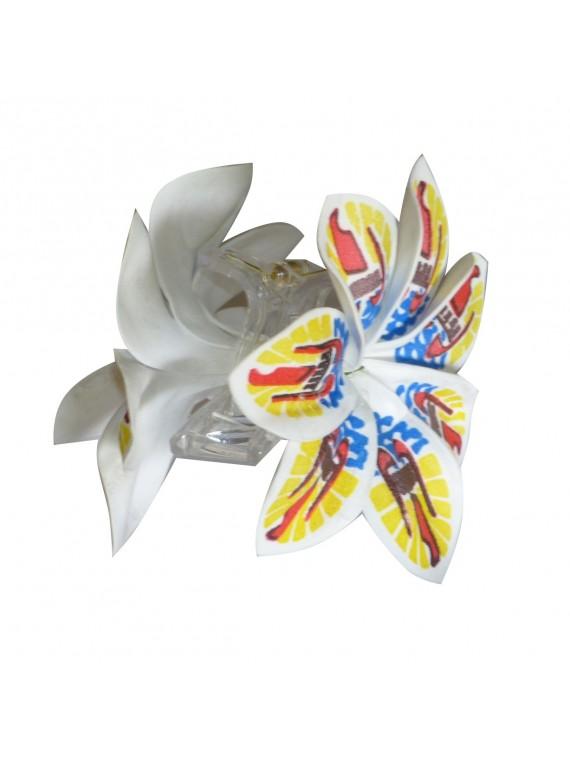 Pince Croco fleur Polyénsie First