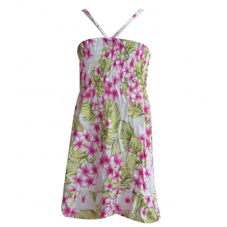 robe bustier Frangipane Forest enfant