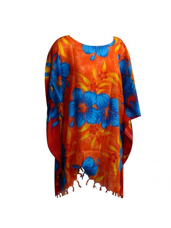 Tunique Femme Gauguin Hibiscus