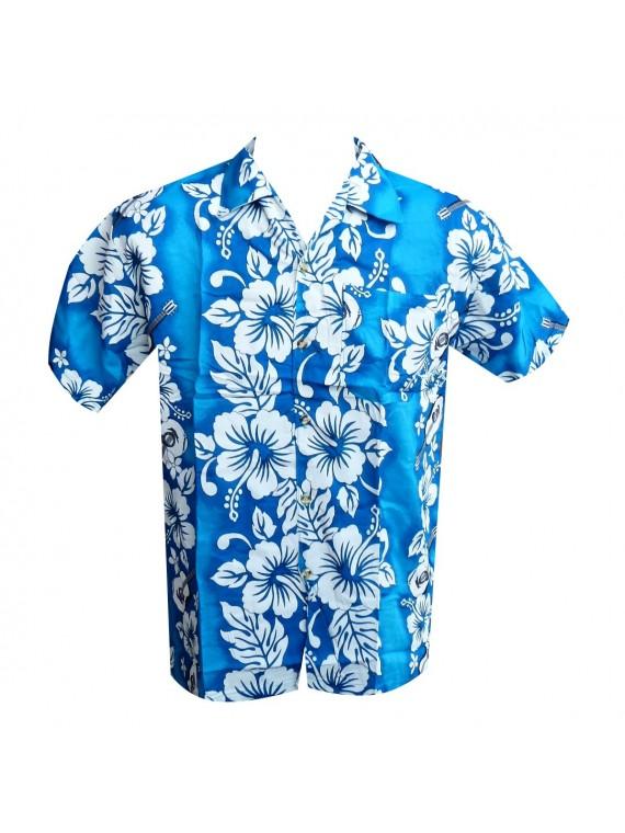 Chemise Hawaïenne YUKULELE TEAM