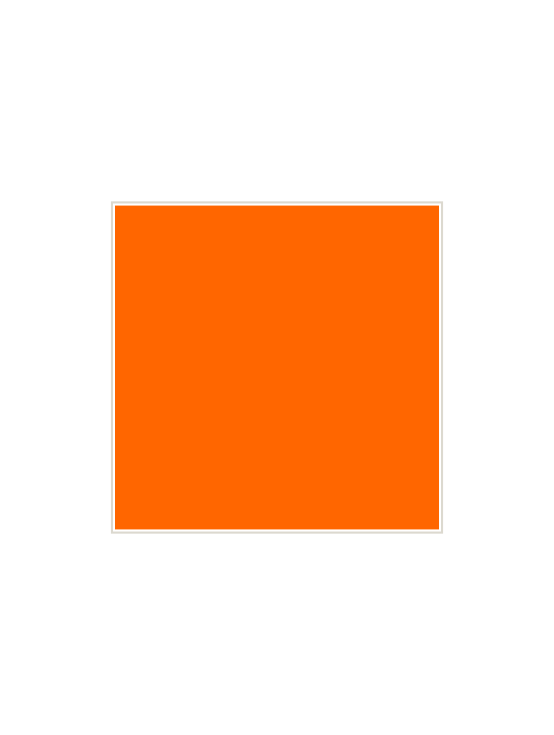 Tissu uni orange fibrane