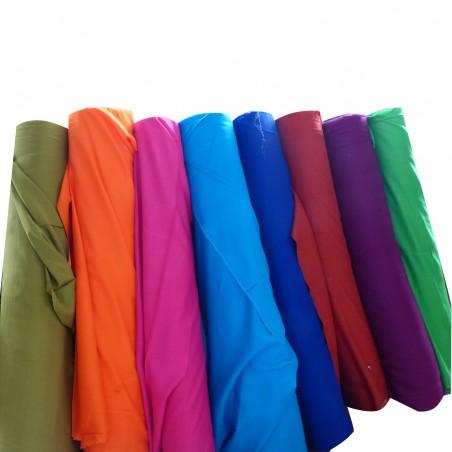 Tissu uni Violet fibrane